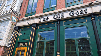 The Old Goat | Richmond Maine | Food, Fun and Beer!